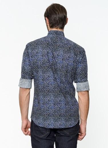 Puantiyeli Gömlek-Daffari